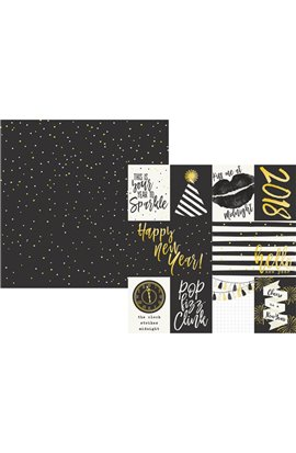 "2018 - 3""X4"" & 4""X6"" Journaling Cards"
