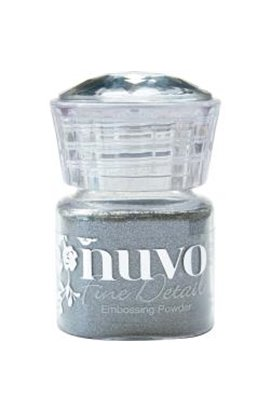 Embossing Powder glacier white - NUVO fine detail