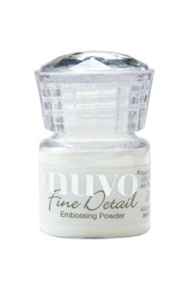Embossing powder - Fine Detail - Crystal Clear