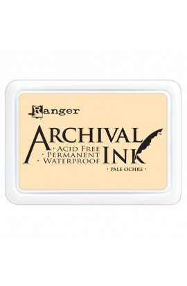Archival Ink Pale Ochre