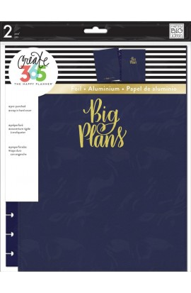 Snap-In Cover - Big Plans / Navy - BIG