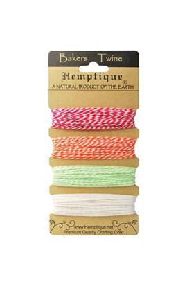 Twine 4 colori   Sizzling Summer
