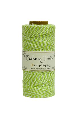 Twine - Green - Lime