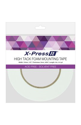 High Tack Foam Mounting Tape