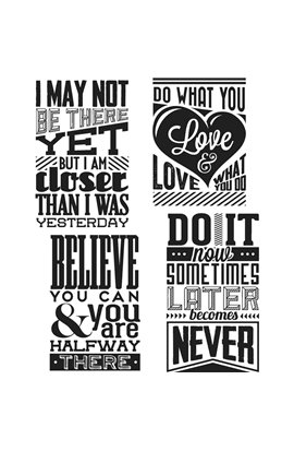 Motivation 3 - Tim Holtz Collection