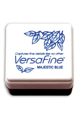 Versafine small | majestic blue