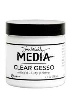 Media Clear Gesso | Dina Wakley