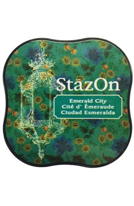 Stazon - EMERALD CITY