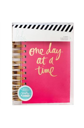 Personal Memory Planner - One Day