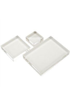 Acrylic Stamping Block kit