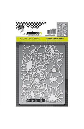 Embossing Folder | Composition Florale