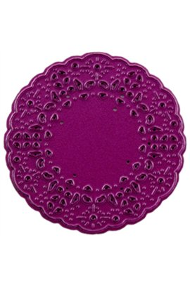 French Pastry Tiny Doily