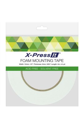 Spessorato - Double-Sided Foam Tape 12mm