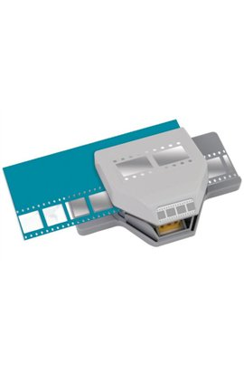 Film Strip - pellicola film - large edge punch