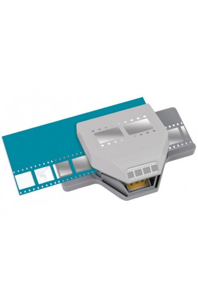 Film Strip - large edge punch