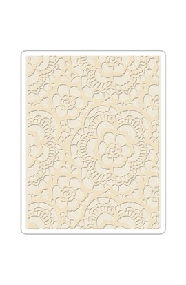 Embossing Folder | Roses by Tim Holz