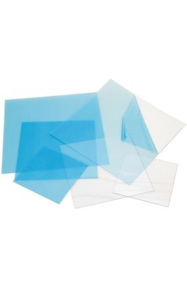 Acetato Clear Craft Plastic - 020