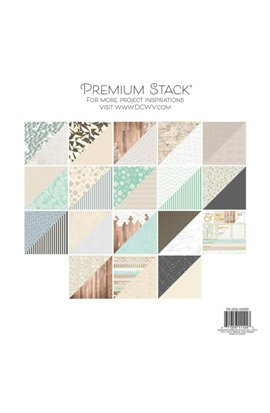 "Wild & Fancy - Paper Stack 12""X12"" 36/Pkg"