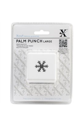 Punch | Snow Crystal Large, 1""