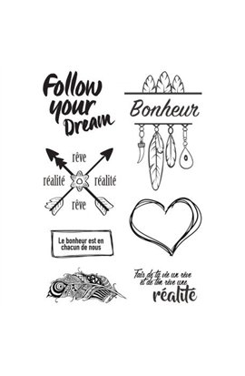 Tampon Clear - Follow yours Dream