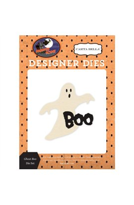 GHOST BOO - DIE SET