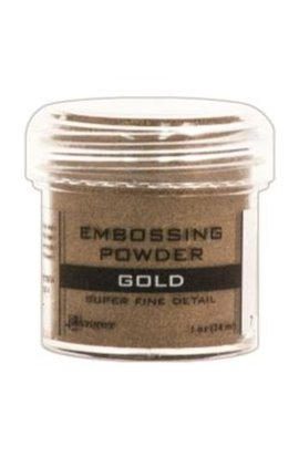 Embossing powder - Super Fine Gold