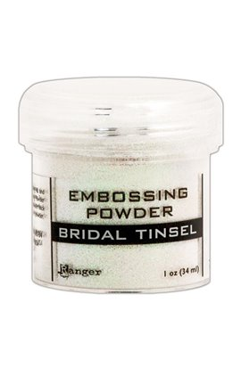 Embossing powder - Bridal Tinsel