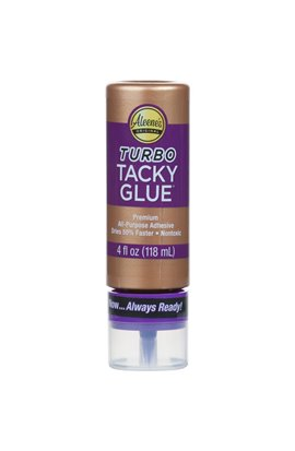 Aleene's Turbo Tacky Glue - always ready