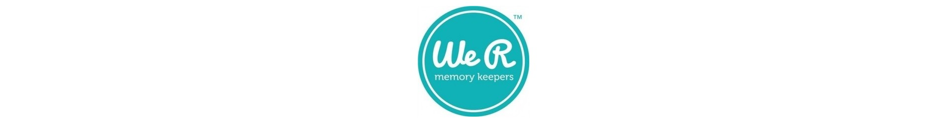 WE'R MEMORY KEEPERS